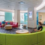 Dayton Children's Hospital_Waiting Area