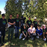 CannonDesign Helps Clean Los Angeles River on Earth Day