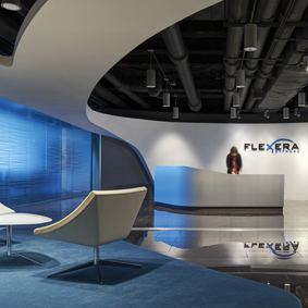 Flexera Strategic Office Design