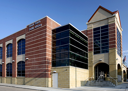 Frank Sarris Public Library