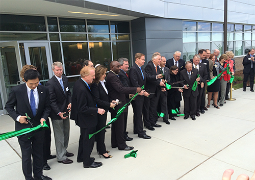 GMU Ribbon Cutting 2