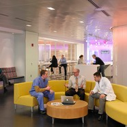 Gates Vascular Institute Ways to Design for an Intergenerational Healthcare Workforce