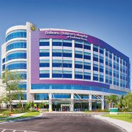 Golisano Children's Hospital of Southwest Florida Named 2018 Most Beautiful Hospital