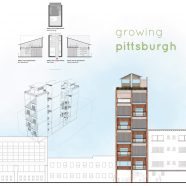 "Selina Bitting's ""Growing Pittsburgh"" Receives AIA Pittsburgh Young Architects Award of Excellence"