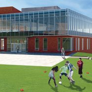 The College of Holy Cross Announces New Recreation Center