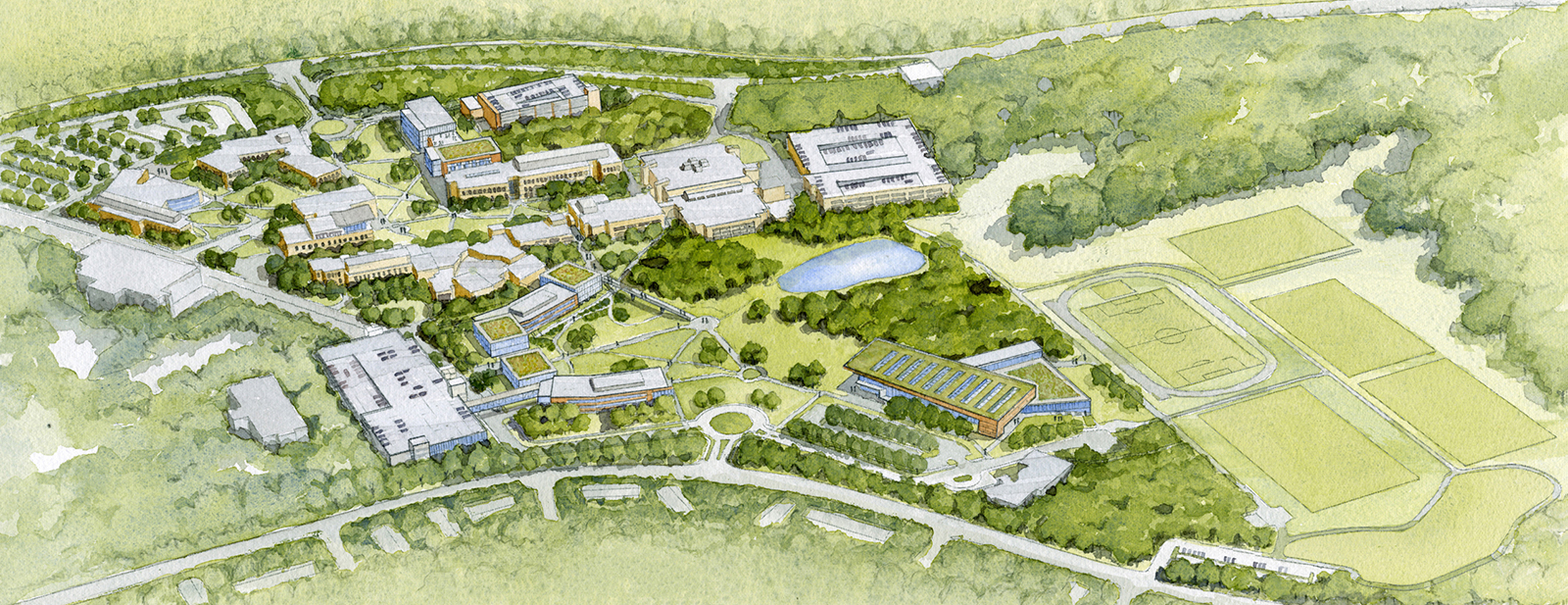 Howard Community College, Campus Master Plan