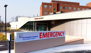 Huntington Hospital ED Exterior