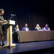 PJ Glasco Speaks On Industry Workplace Inequality Panel