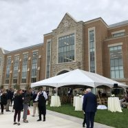 Boston College Dedicates and Opens Margot Connell Recreation Center