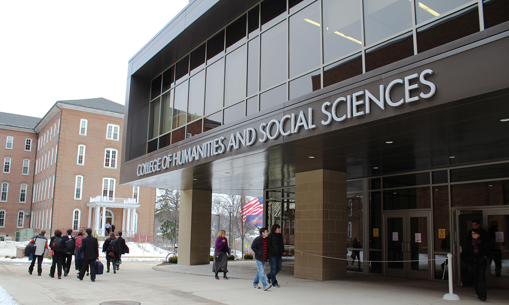 Indiana University of Pennsylvania – College of Humanities and Social Sciences
