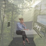 Ideas for the Future: Sona (A Mobile Lactation Pod for Mothers)