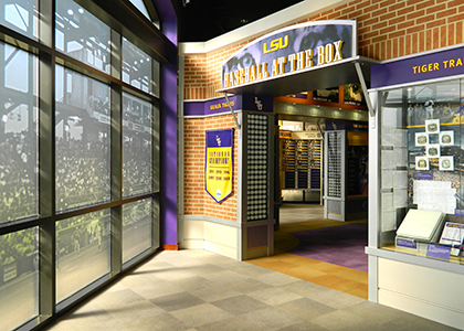 LSU Hall of Fame