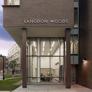 Langdon Woods Residence Hall