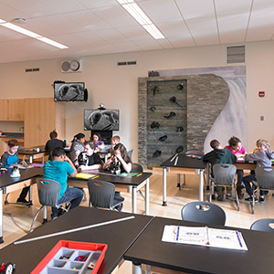 Niagara Falls School District STEM Classrooms