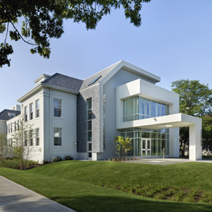 North Shore Country Day Upper School Renovation and Expansion