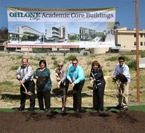 OCCD ground breaking