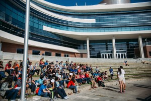 University of Florida's Reitz Union opens