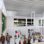 SUNY Oswego Selects CannonDesign to Lead Renovation of School of Communication, Media and the Arts