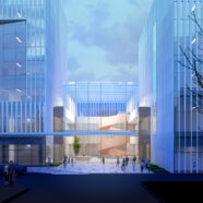 Philadelphia Neurologic Institute Will Be Department-Less Health Building that Redefines Patient Care