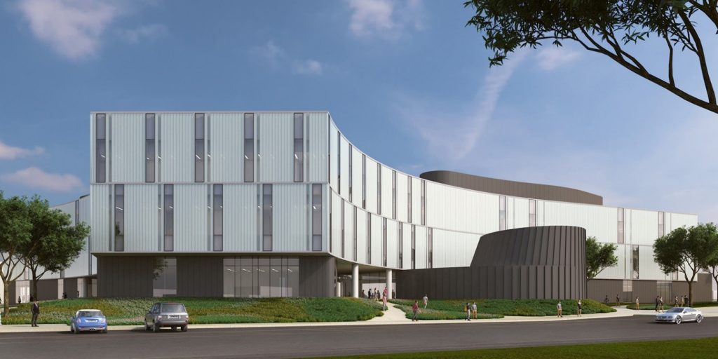 Design Unveiled For Santa Monica College S Math And