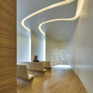 Jacobs Medical Center's Serenity Room Receives International Design Award