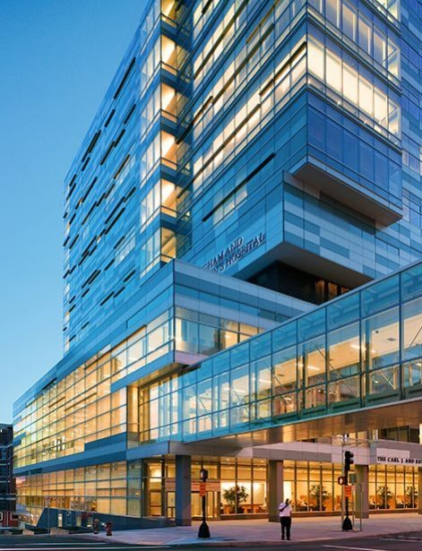 Brigham and Women's Hospital, Carl and Ruth Shapiro Cardiovascular Center
