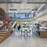 Interior Design: Showtime HQ One of Most Creative Offices of 2019