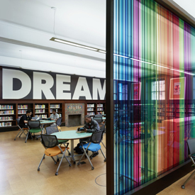 St. Louis Public Library Receives 2014 Library Interior Design Award