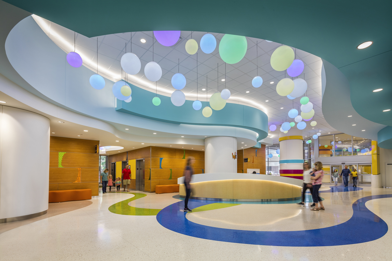Texas Children S Hospital Legacy Tower Cannondesign