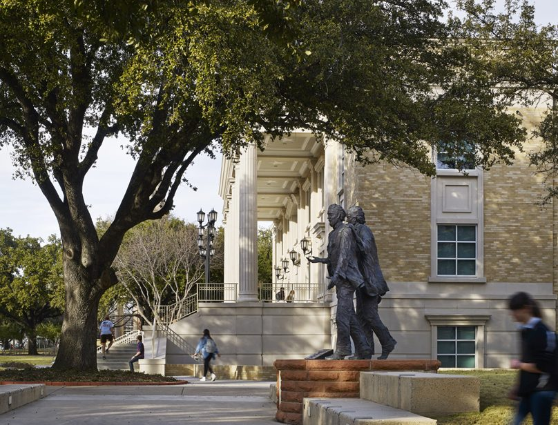 TCU Mary Couts Library