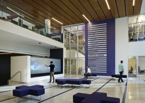 Project: Texas Christian University, Rees Jones Hall