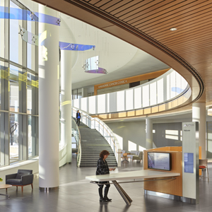 University of Minnesota Health Clinics and Surgery Center - Healthcare Design
