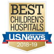 Congratulations to the Top Children's Hospitals