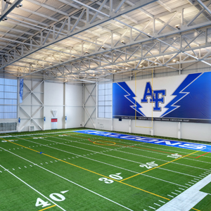 US Air Force Academy, Holaday Athletic Center, USAFA, CO