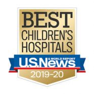 Working with U.S. News & World Report's Top-Tiered Pediatric Health Facilities