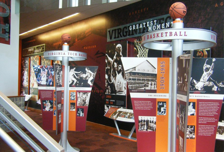 Virginia Tech, Hahn Hurst Basketball Practice Center, Blacksburg, VA