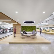 Incipio Group HQ Wins IIDA Calibre Award