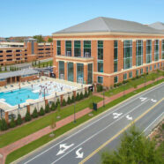Campus Rec Magazine Profiles UNC Charlotte's University Recreation Center