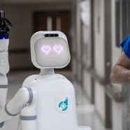 Robots Write Ads, Help Nurses and Deliver Sneakers to Revolutionize Work