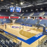 Athletic Business Highlights USI Screaming Eagles Arena