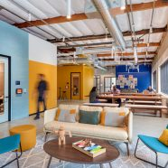 Interior Design Publishes Atlassian's Dynamic Workplace