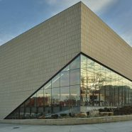 ArchDaily Publishes USI Screaming Eagles Arena