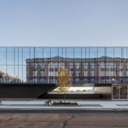 Canadian Architect Features Laurier Brantford YMCA