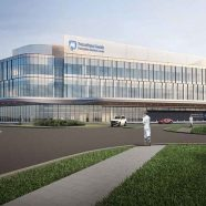 Penn State Health Celebrates Topping Out of Hampden Hospital