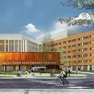 West Park Healthcare Centre Breaks Ground on New Hospital