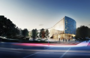 Armenian American Museum Design Competition