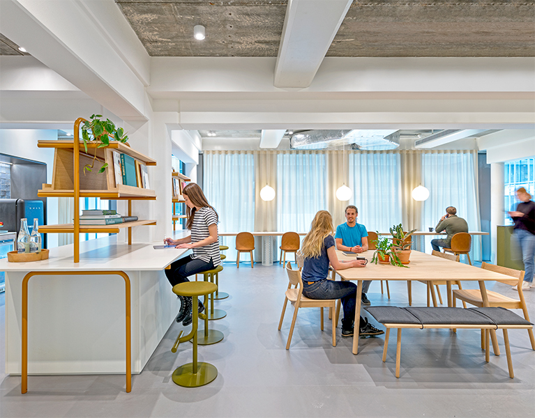 Archdaily publishes uber emea cannondesign - Interior design companies chicago ...