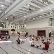 Two CannonDesign Collegiate Recreation Buildings Names NIRSA Outstanding Sports Facilities