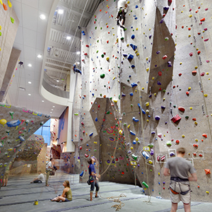 University of Colorado at Boulder, Student Recreation Center