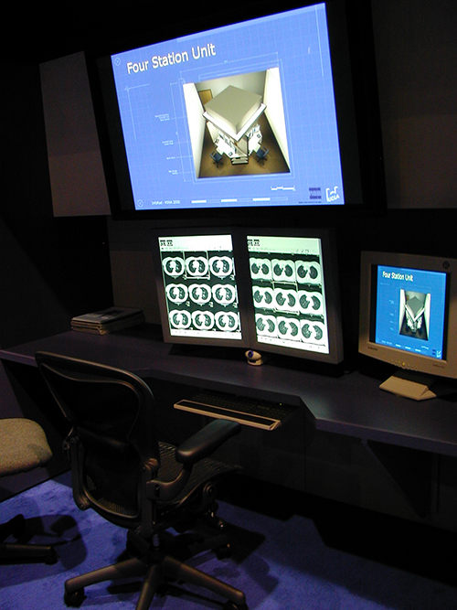 RSNA first reading station prototype